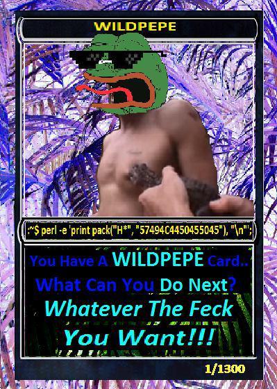 wildpepe