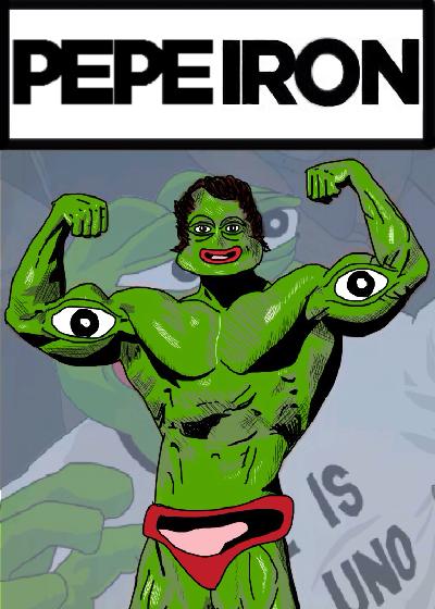 PEPEIRON