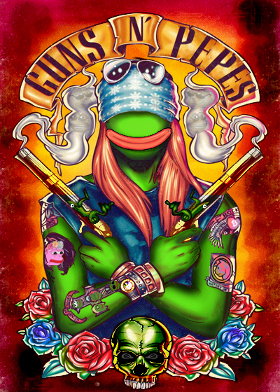 GUNSNPEPES
